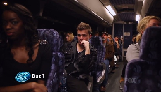 american-idol-13-hollywood-week-bus-ride-home-february-2014
